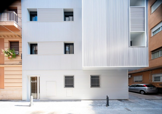 Rehabilitación energética de edificio / ariasrecalde taller de arquitectura, © Javier Callejas Sevilla
