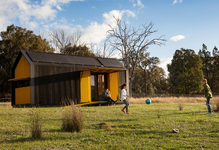 Tiny Home Maddison Architects Archdaily