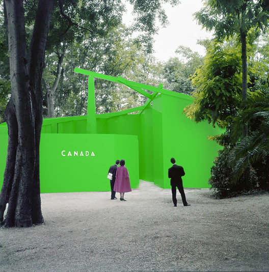 Courtesy of The Canadian Pavilion 2020 Curatorial Team