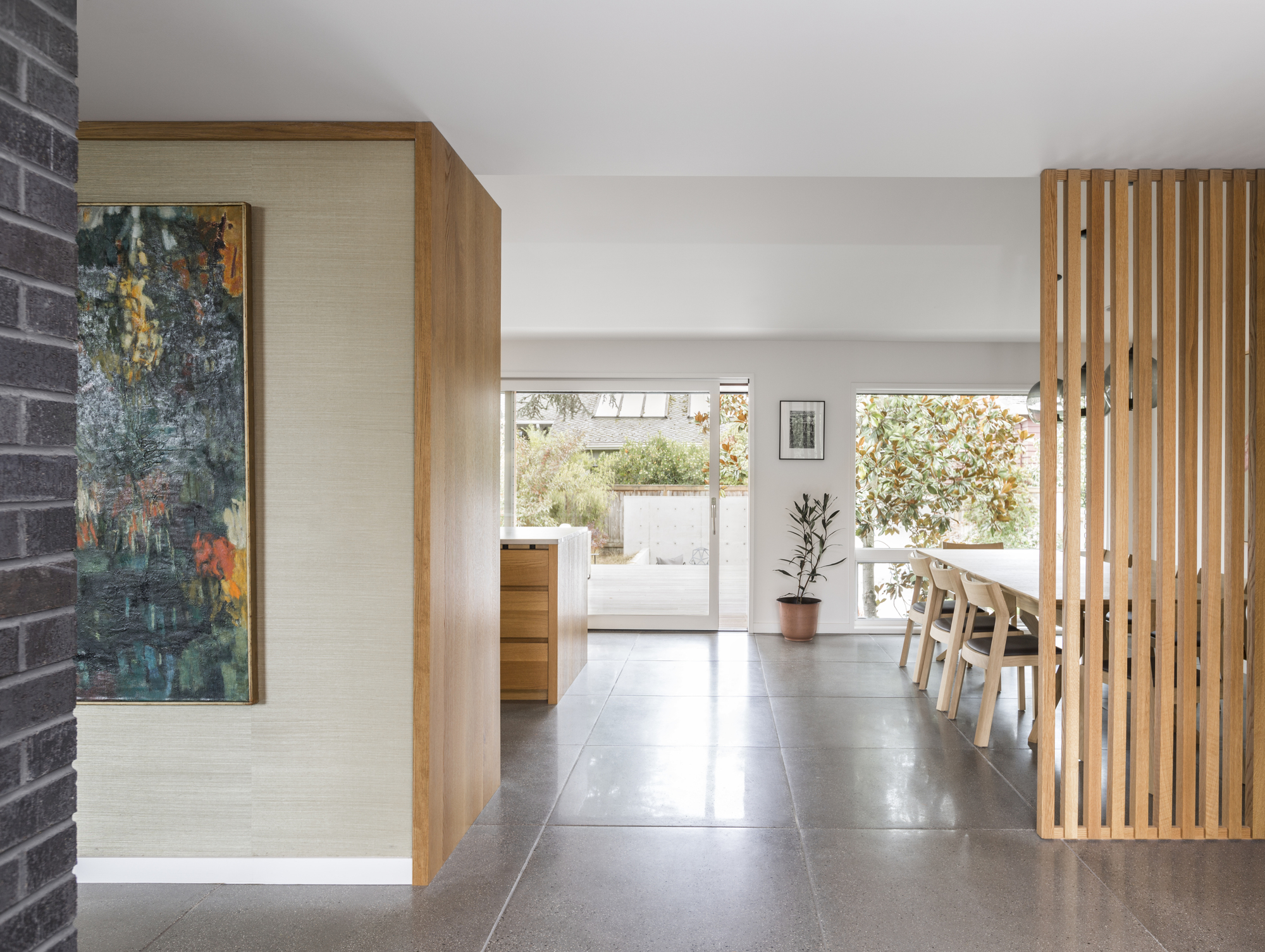Madison Park Ranch House Shed Architecture