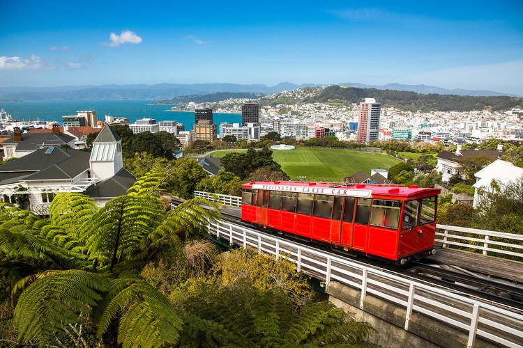 Wellington, New Zealand. Image © Victor Maschek