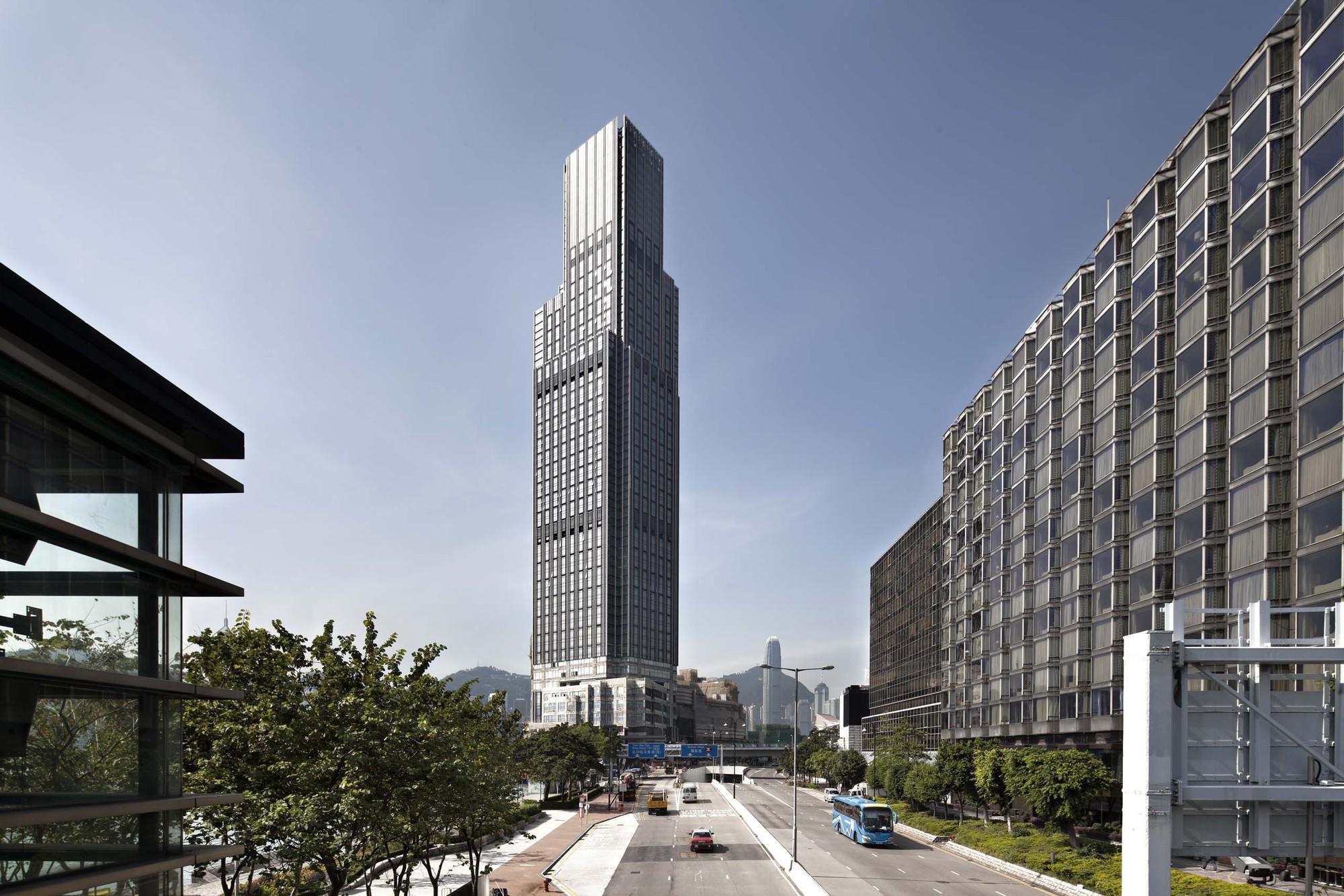 Rosewood Hong Kong Kpf Archdaily
