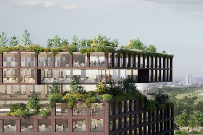 CPH Common House. Image Courtesy of THIRD NATURE