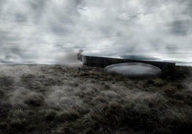 Ruta Memorial Selk'nam / Ignacio Lira Montes. Image Cortesía de Archiprix