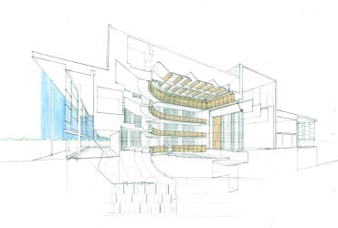 Gallery of Single Handedly: Contemporary Architects Draw by Hand 2