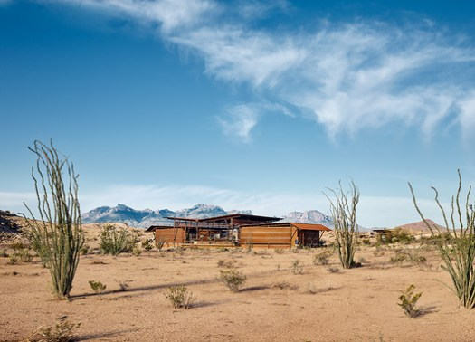 """Known primarily for their ranch houses, which combine modern forms and rich local material traditions, Lake