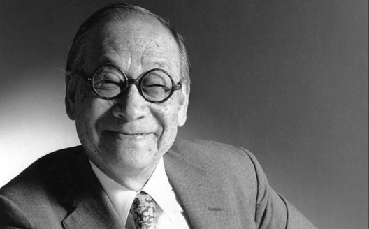 RIBA via <a href='https://www.telegraph.co.uk/culture/art/architecture/7206598/Lifetime-achievement-award-for-architect-I.-M.-Pei.html?image=9'>The Telegraph</a>