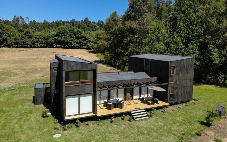 panguipulli dome domo habitare