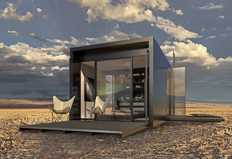 Tiny Houses Projetadas Por Mathias Klotz E Felipe Assadi