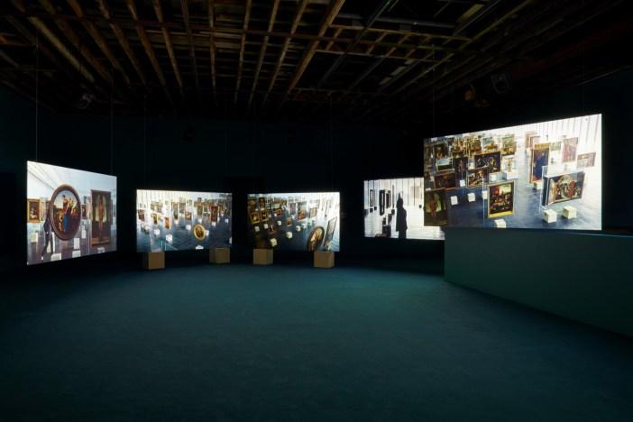 Isaac Julien – Instalação, Lina Bo Bardi – A Marvellous Entanglement
