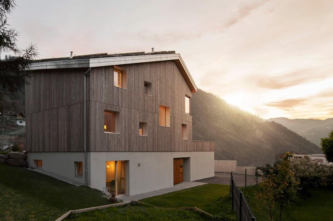 CLV House,© Christophe Voisin