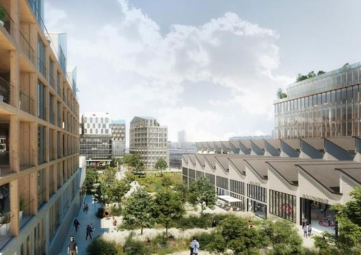 Courtesy of SLA/Biecher Architectes/Emergie/Ogic