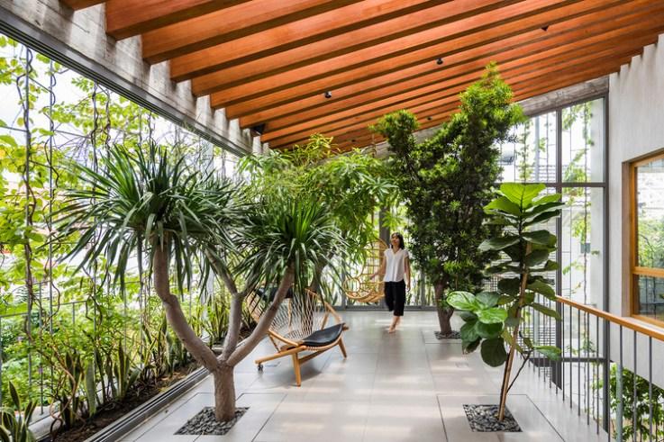 Biophilie: faire entrer la nature dans la décoration intérieure, © Hirouyki Oki