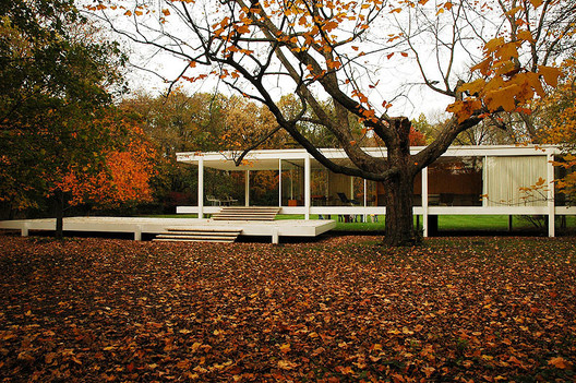Courtesy of The Farnsworth House