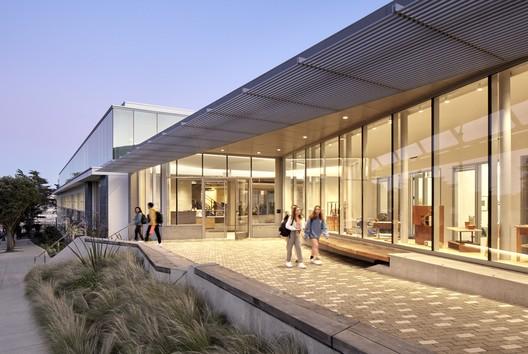 The Lick Wilmerding Campus Expansion & Renovation. Image © Michael David Rose