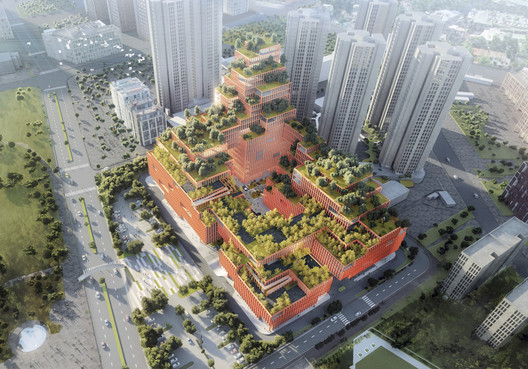 Courtesy of Stefano Boeri Architetti China