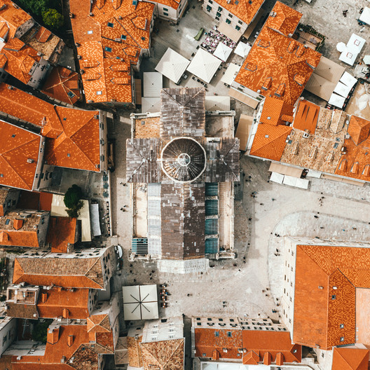 Dubrovnik, Croatia. Drone photo by @spencerdavisphoto