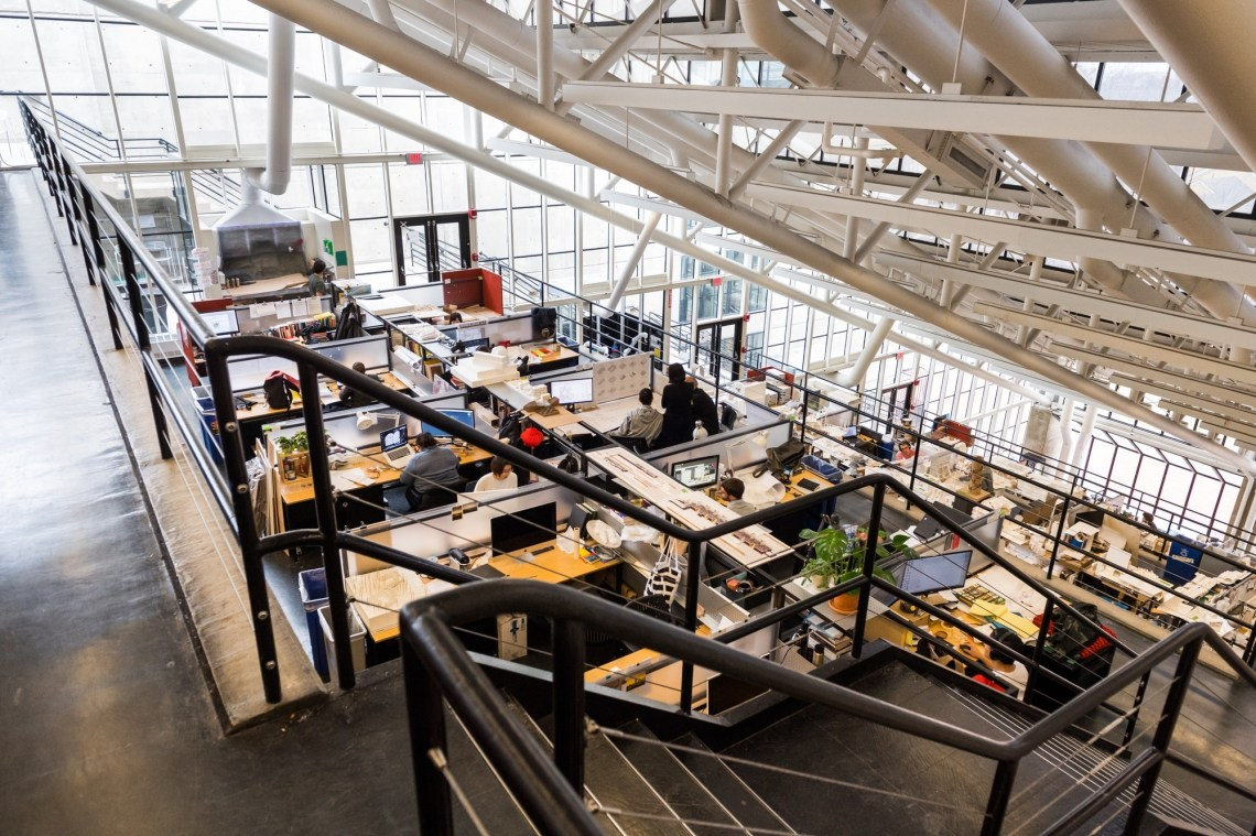 Top Architecture Master Programs 2020 According To Bam Archdaily