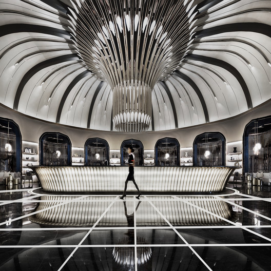 Blossom of Life Sales Center / Mohen Chao Design Assoc.. Image Courtesy of A' Design Awards