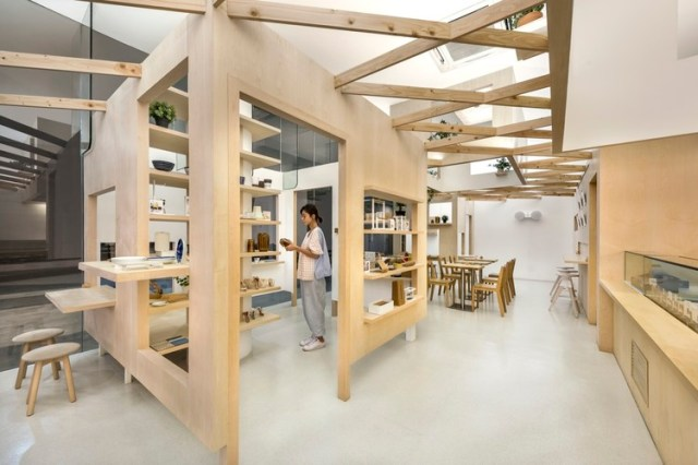 KKI Sweets and the little Drom Store por Produce Workshop. Image © Edward Hendricks, CI&A Photography