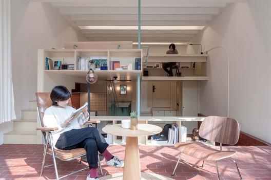 U Shape Room by Atelier tao+c. Image © Fangfang Tian