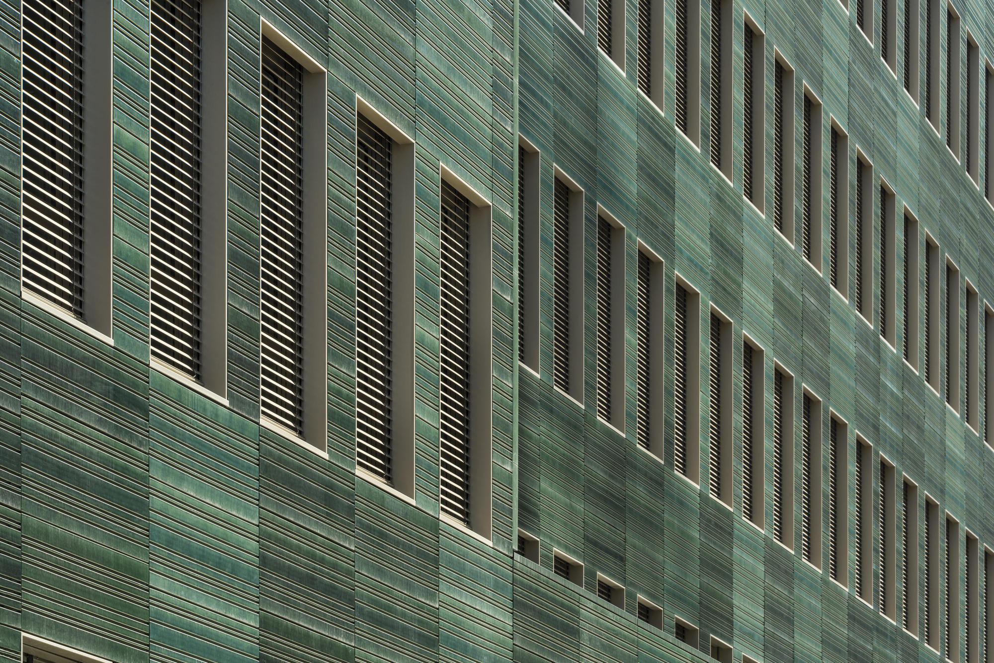 the benefits of ceramic facade cladding in 3 remarkable architectural projects archdaily