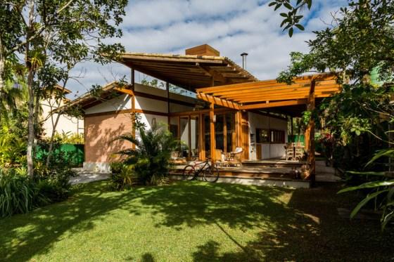 Casa no Sertão / Ateliê Navio.  Imagem © Pedro Napolitano Prata