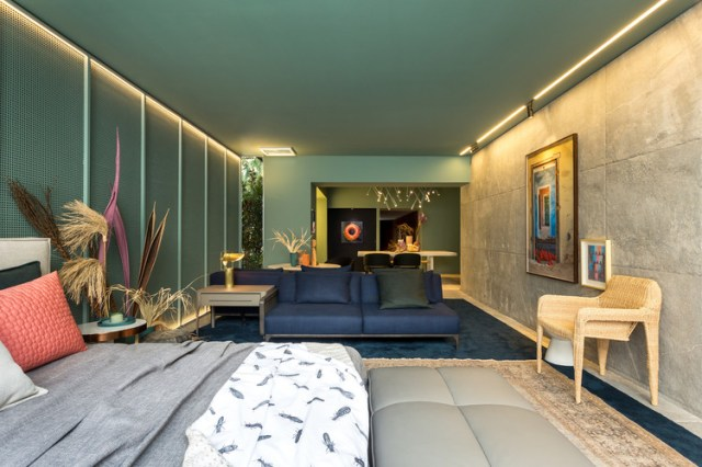 Loft 5 Senses / Talita Nogueira Arquitetura. Foto © Eduardo Macarios