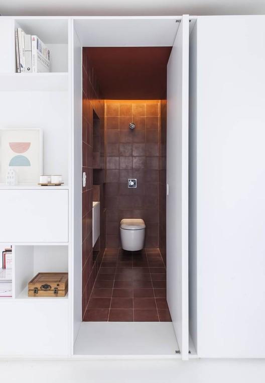 Apartamento Pantone / AR Arquitetos. Foto © Maíra Acayaba