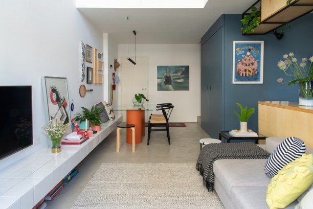 Apartamento RB / Shinagawa arquitetura. Foto © Cacá Bratke