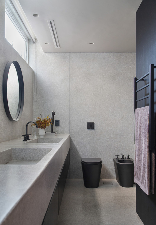 Apartamento DN / BC Arquitetos. Foto © Denilson Machado