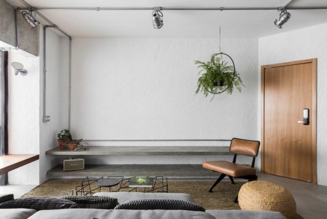 Apartamento Marechal / Casa100 Arquitetura. Foto ©Maíra Acayaba