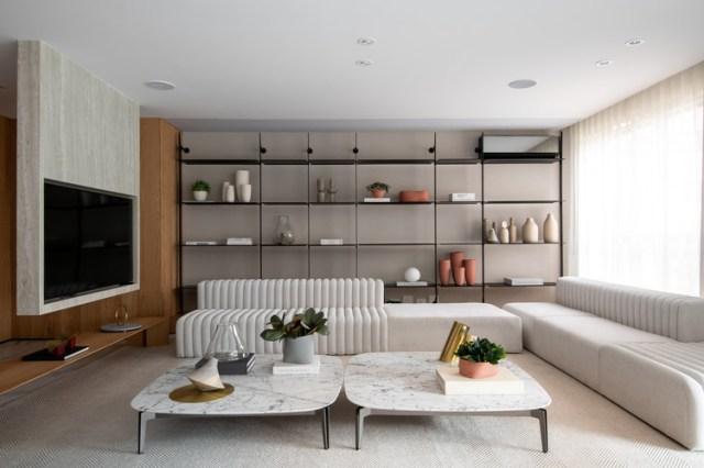 Apartamento Experience / Bohrer Arquitetura. Foto ©Favaro Jr.