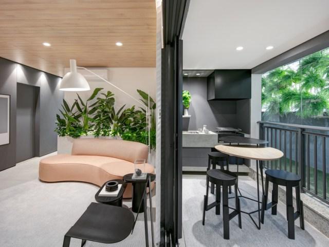 Apartamento Insight / Bohrer Arquitetura. Foto ©Fellipe Lima - Vanguard Home