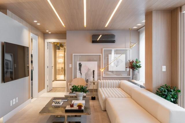 Apartamento Vitra Cambui / Bohrer Arquitetura. Foto ©Favaro Jr.