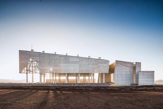 Nuestra Señora de Guadalupe Chapel / COA Arquitectos. Image