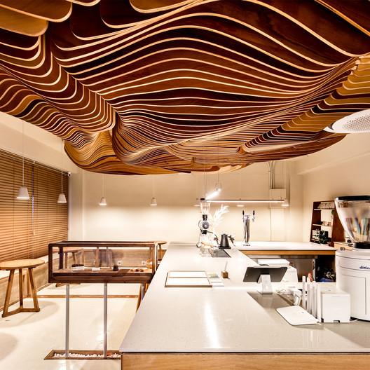 Perception Cafe / Haejun Jung - Feelament. Image Courtesy of A' Design Awards