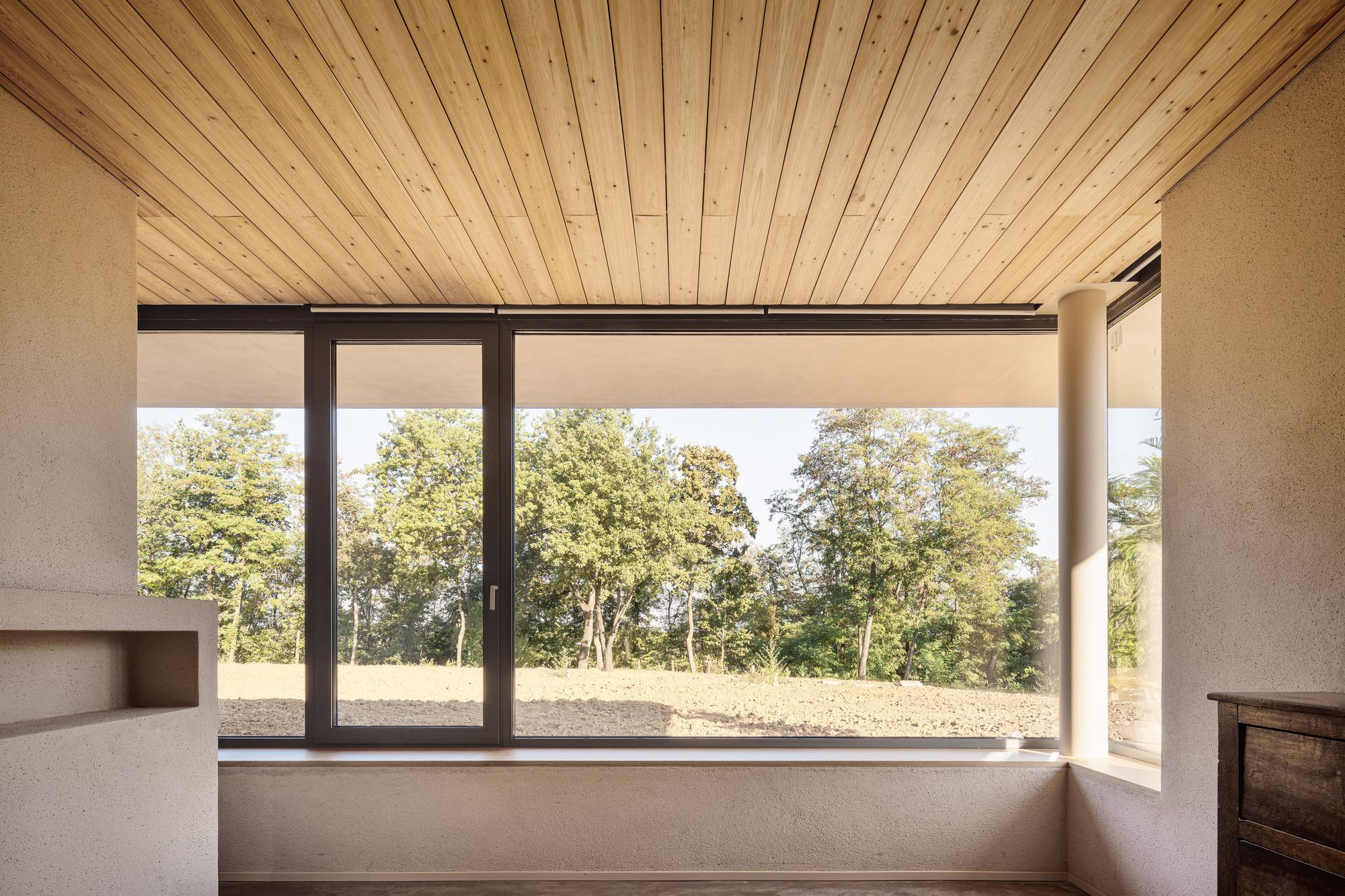 Studioflat è uno studio di architettura con sede a taranto, italia. Gallery Of Patio House Studio Contini 15