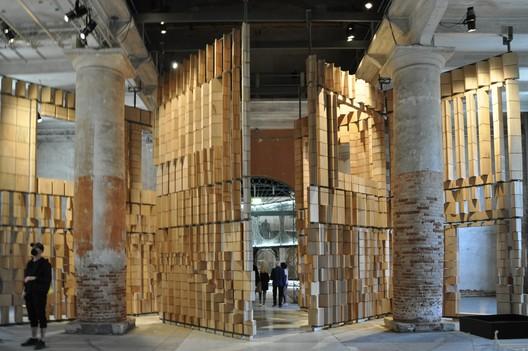 Venice Biennale 2021. Image © Dima Stouhi