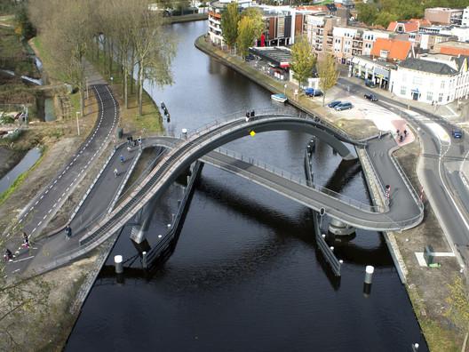 Melkwegbrug / NEXT Architects. Image © NEXT Architects