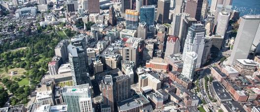 downtown Boston. Image via Boston Planning & Development Agency.