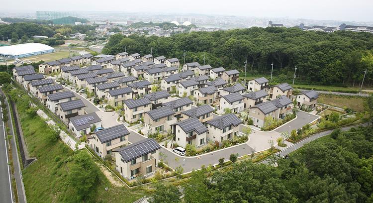 Cortesia de SMA x ECO Town Harumidai, Sakai City, Japan, Daiwa House Industry Company, Ltd.