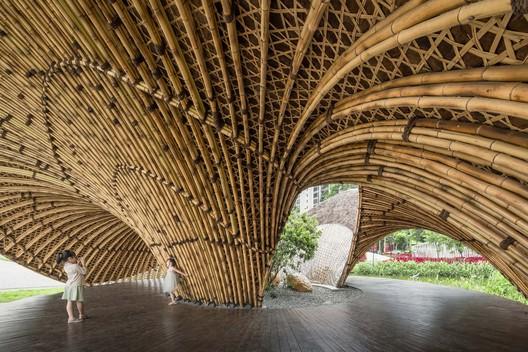 Hui pavilion. Image © Siming Wu