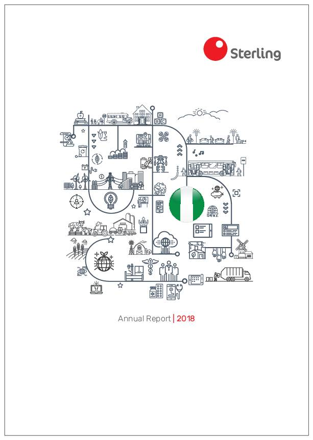 Sterling Bank Plc (STERLN.ng) 2018 Annual Report
