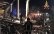 Alessandria farmhouse explodes dead firefighters
