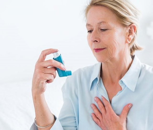 Mild Asthma May Be Treatable With Quick Relief Inhalers While More Severe Cases Require