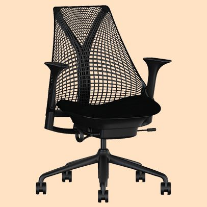 ergonomic chair comfortable swivel keeps dropping best office chairs to help you work in comfort everyday another herman miller pick the sayl task is all about keeping and cool throughout long sessions at your desk