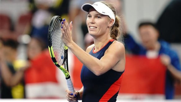 Tennis champion Caroline Wozniacki publicly announced her RA diagnosis last week.