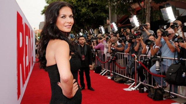 catherine zeta-jones who lives with bipolar disorder