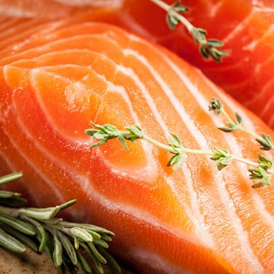 Eat Fish Live Longer  Everyday Health